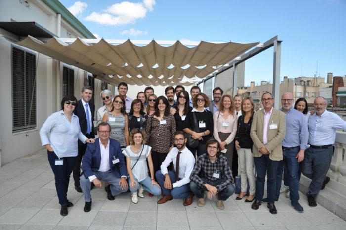 Junta, socios y amigos ComunicaBiotec